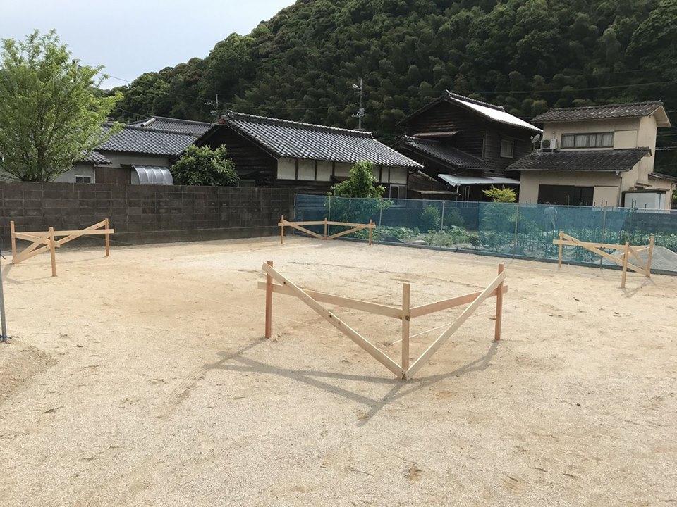 横山N様邸借家新築工事